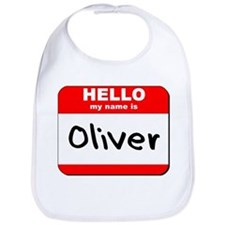 Hello my name is Oliver Bib