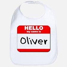 Hello my name is Oliver Bib