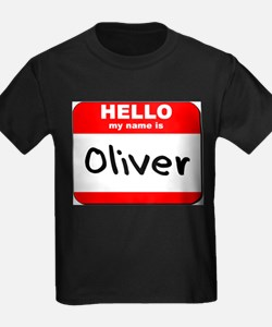 Hello my name is Oliver T