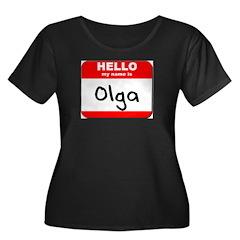 Hello my name is Olga T