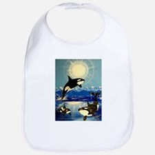 Unique Killer whales Bib