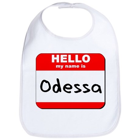 Hello my name is Odessa Bib