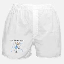 Ice Princess Boxer Shorts