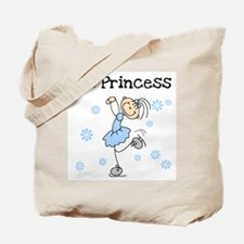 Ice Princess Tote Bag