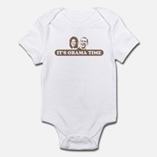 It's Obama Time Infant Bodysuit