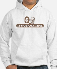 It's Obama Time Hoodie