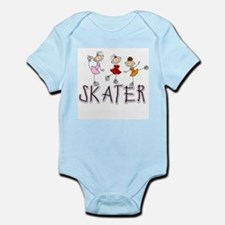 Skater Infant Bodysuit