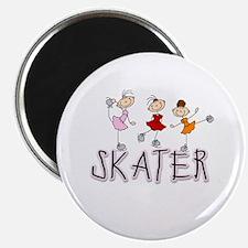 """Skater 2.25"""" Magnet (10 pack)"""