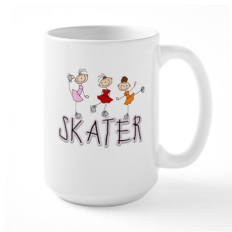 Skater Large Mug