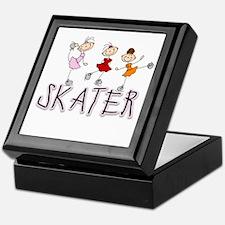 Skater Keepsake Box