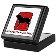 Neapolitan Mastiff Keepsake Box