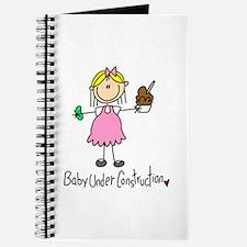 Baby Under Construction Journal