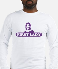 First Lady - Michelle Obama Long Sleeve T-Shirt