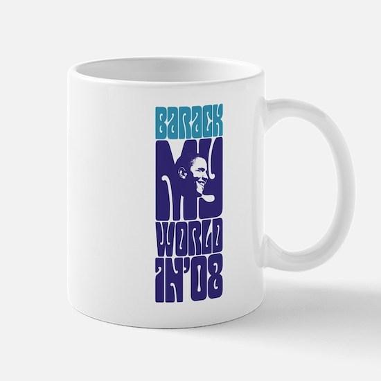 Barack My World Mug