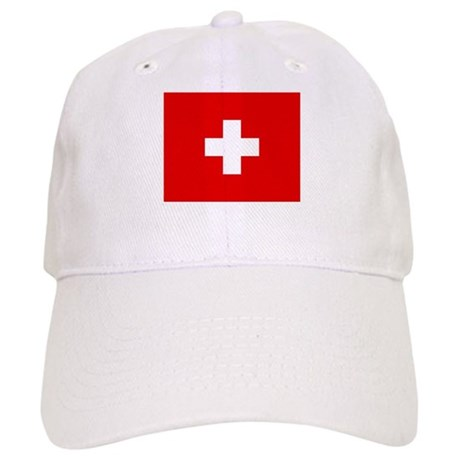 SWISS CROSS FLAG Cap