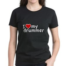 Love My Drummer Tee