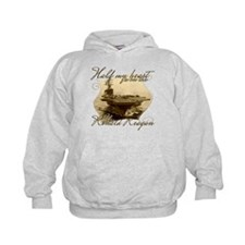 Cute Welcome home daddy Hoodie