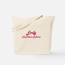 Emily - Matron of Honor Tote Bag