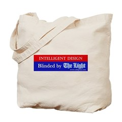 Blinded by The Light Tote Bag