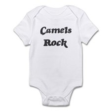 Camelss rock] Infant Bodysuit