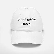 Camel Spiderss rock] Baseball Baseball Cap
