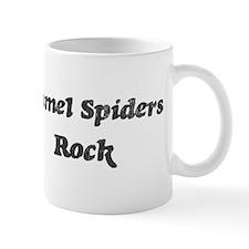Camel Spiderss rock] Mug