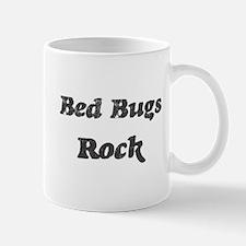 Bed Bugss rock Mug