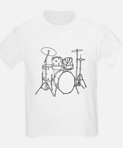 Drumset T-Shirt