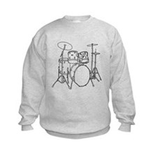 Drumset Sweatshirt