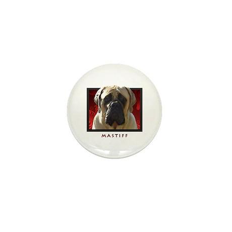 Mastiff Mini Button (10 pack)