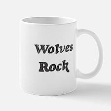 Wolvess rock Mug