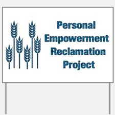 Personal Empowerment Yard Sign