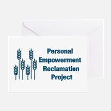 Personal Empowerment Greeting Card