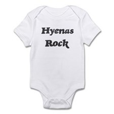 Hyenass rock] Infant Bodysuit