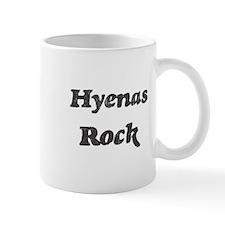 Hyenass rock] Mug