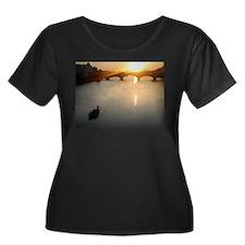 Eastern Screech Owlss rock T-Shirt