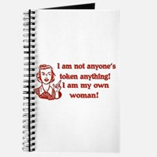 Not Your Token Woman Journal