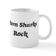 Horn Sharkss rock] Mug