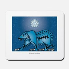 Bear - Spirit Design Mousepad