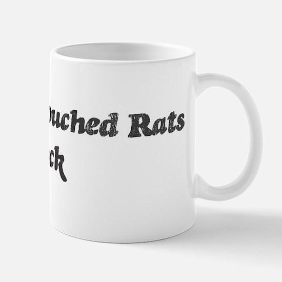 Gambian Pouched Ratss rock Mug