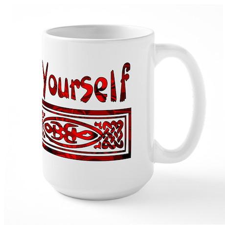 Respect Yourself Large Mug