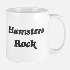 Hamsterss rock] Mug