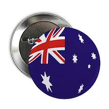 Australian Flag Button/Badge