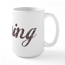 Vintage Lansing Mug