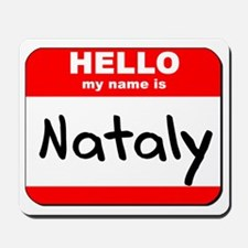 Hello my name is Nataly Mousepad
