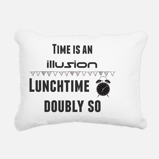 Unique Douglas adams Rectangular Canvas Pillow