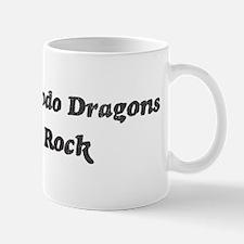 Komodo Dragonss rock Mug