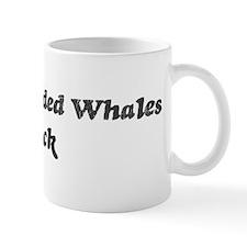Melon-Headed Whaless rock Mug