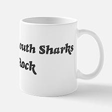 Megamouth Sharkss rock Mug