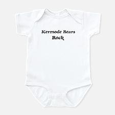 Kermode Bearss rock Infant Bodysuit